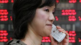 Tokios Börse gibt deutlich nach (Archiv)