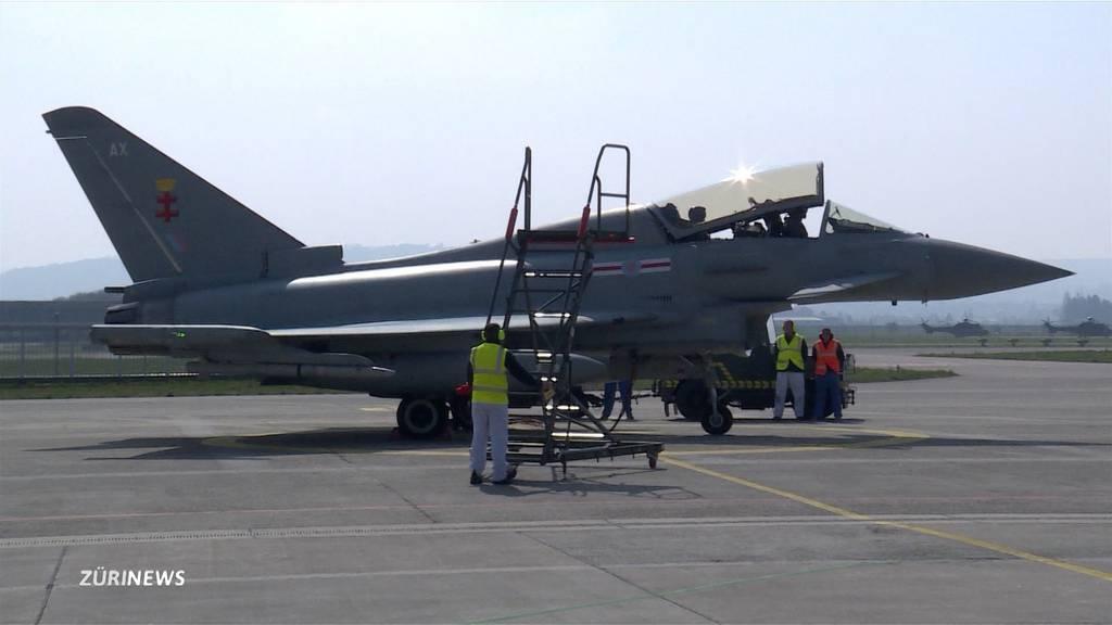 Eurofighter eröffnet Kampfjet-Casting