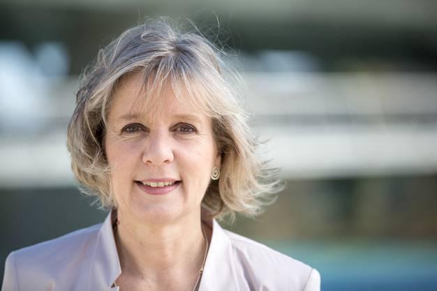 Brigit Wyss, Volkswirtschaftsdirektorin