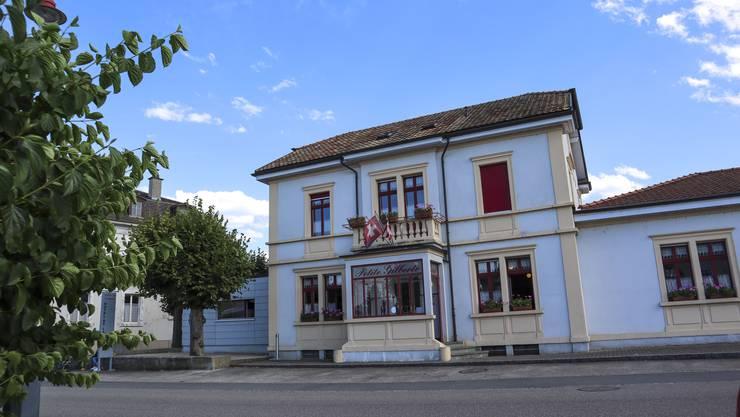Berühmt wurde das Hotel in Courgenay (Jura) dank seiner Funktion im ersten Weltkrieg.