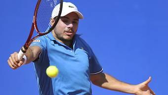Stanislas Wawrinka in Indian Wells eine Runde weiter