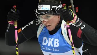 Lena Häcki schafft es mit drittbester Laufleistung in den 11. Rang