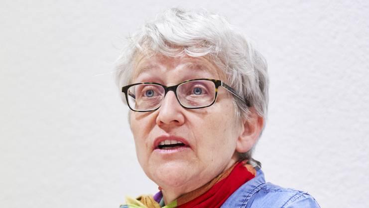 Vroni Peterhans, Katholischer Frauenbund.