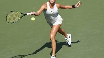 Belinda Bencic konnte erstmals seit Dezember 2017 wieder einen Turniersieg feiern