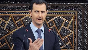Für Assads Kopf bieten unbekannte Geldgeber offenbar 25 Millionen Dollar (Archiv)