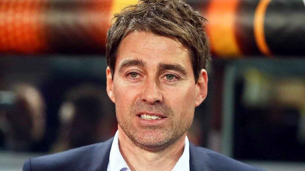 René Weiler brachte den RSC Anderlecht zurück in die Spur