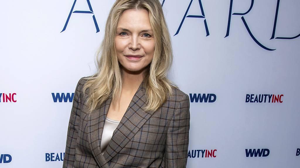 Serie über First Ladys: Michelle Pfeiffer spielt Betty Ford