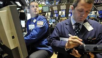 US-Börsen schliessen schwächer (Archiv)
