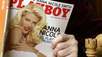 """Das """"Playboy""""-Heft war erstmals 1953 erschienen. Gegründet wurde das Männermagazin von Hugh Hefner. (Archivbild)"""