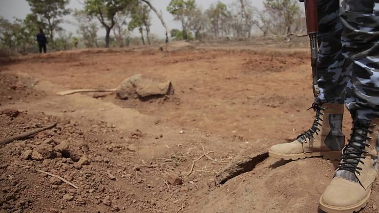 Bei einer Bombenexplosion in Nigeria sind mindestens zwei dutzend Personen ums Leben gekommen. (Symbolbild)
