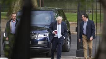 Die britische Regierung verliert einen renommierten Wissenschaftler als direkten Berater, weil sich dieser in der Coronavirus-Krise nicht korrekt verhalten haben soll und seinen Rücktritt eingereicht hat. (Symbolbild)