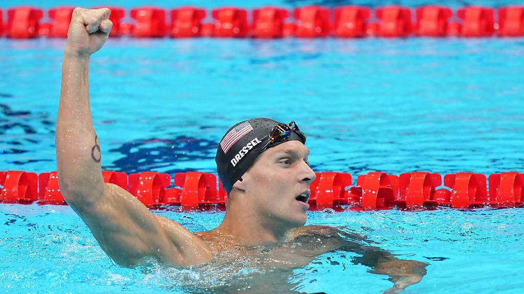 Wieder Platz 24 für die Schweiz im Medaillenspiegel