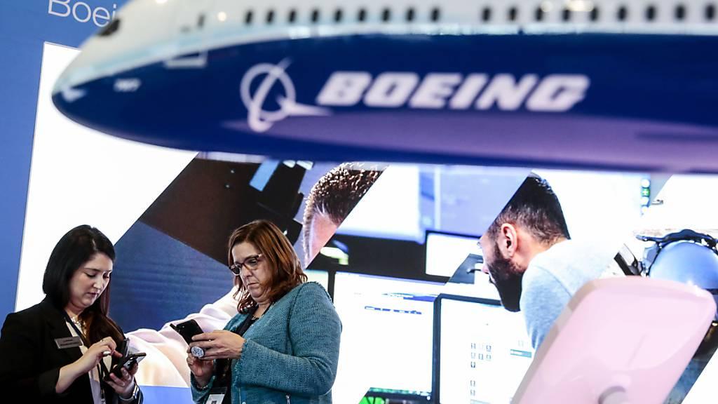 Boeing setzt 787-«Dreamliner»-Produktion aus
