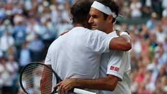 Rafael Nadal und Roger Federer sind zurück im Spielerrat.