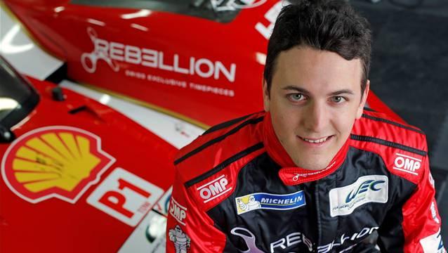 Fabio Leimer geht voller Selbstvertrauen ins 6-Stunden-Rennen von Shanghai.