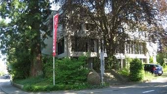 Das Gebäude an der Augustin-Keller-Strassse 1 in Aarau gehört nun der Aarauer Reformierten.