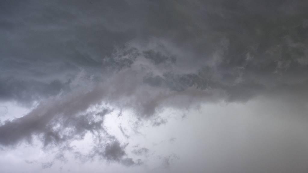 Schon wieder: Bis am 1. August ist Regen angesagt