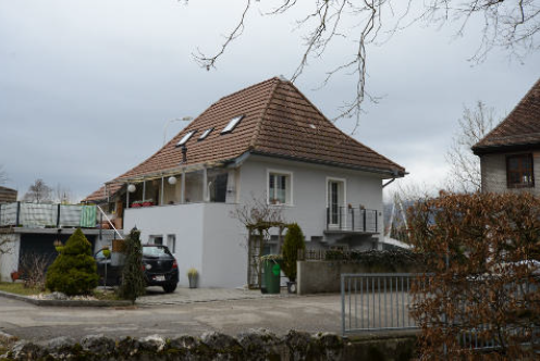 Wohnhaus Bürenstrasse 53