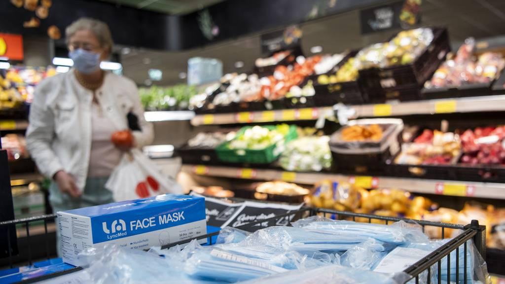 «Bei 15 bis 20 Fällen pro Tag wird Maskenpflicht zum Thema»