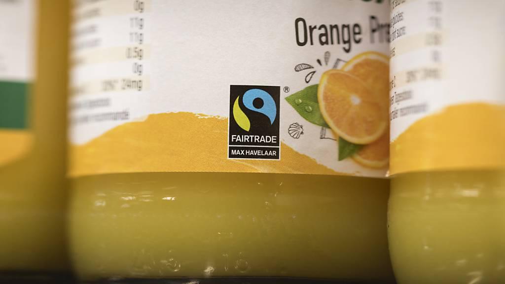 Die Schweiz bleibt «Weltmeisterin» im Pro-Kopf-Konsum von Fair-Trade-Produkten. (Archivbild)