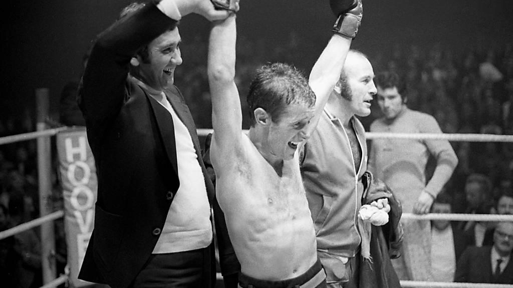 Fritz Chervet ist im Alter von 77 Jahren gestorben