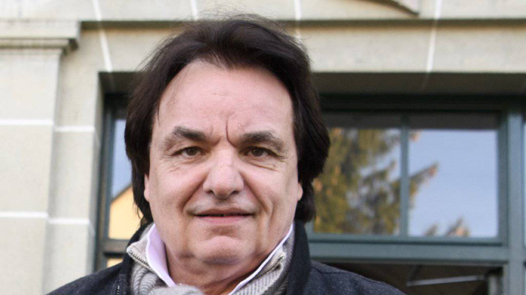 Darf ab 11. März wieder in die Stadien: Christian Constantin