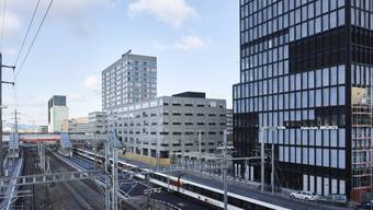 Eine Stellwerkstörung hat den Bahnhof Zürich Altstetten am Dienstag lahmgelegt. (Archiv)