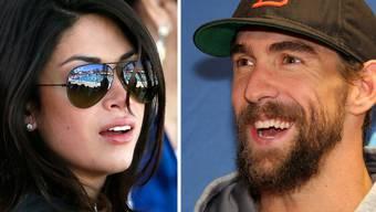 Michael Phelps und seine Verlobte Nicole Johnson freuen sich auf ihr erstes Baby: Laut dem Schwimmer sieht es ganz danach aus, als würden sie einen Jungen bekommen.