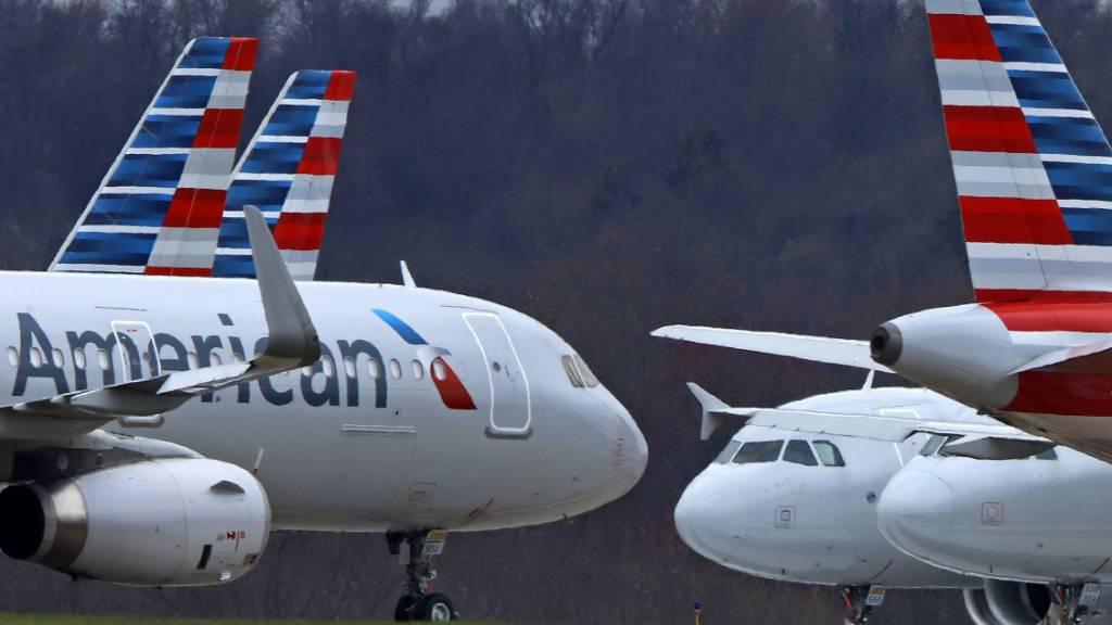 American Airlines verzeichnet in Corona-Krise Umsatzeinbruch