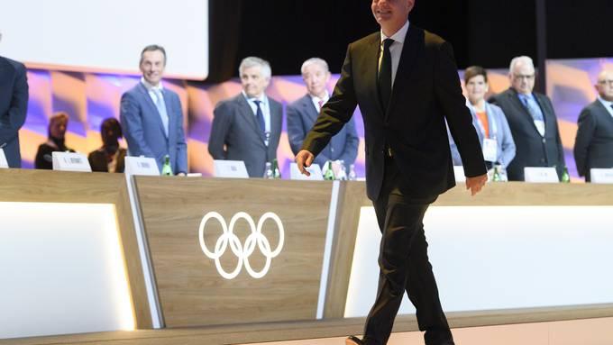 Gianni Infantinos Fifa und das IOC tragen auch ihren Teil dazu bei, dass der Sport in der Schweiz eine jährliche Bruttowertschöpfung von 11,4 Milliarden Franken generiert. (Bild: Laurent Gillieron, Keystone; Lausanne, 10. Januar 2020)