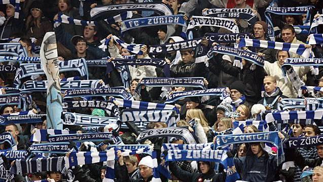 Fans des FCZ (Archiv)