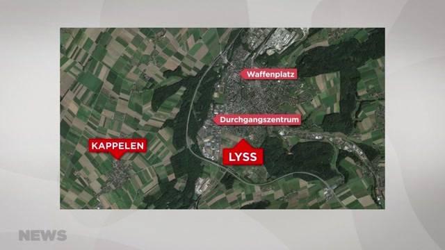 Wird Lyss zur Asylgemeinde?