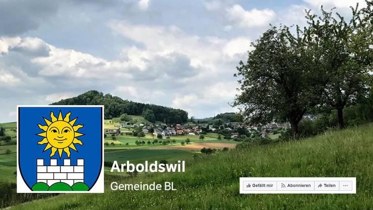 Arboldswil hat von allen Baselbieter Gemeinden den besten Facebook-Auftritt.
