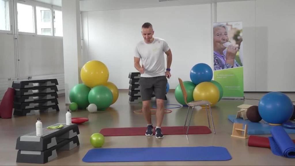 «Gymnastik im Wohnzimmer» vom 29. Juli 2021