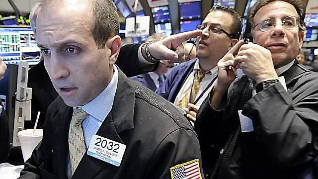 Dow Jones schliesst leichter