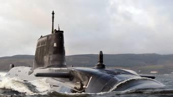 Beinahe versenkt: Das britische Atom-U-Boot HMS Astute