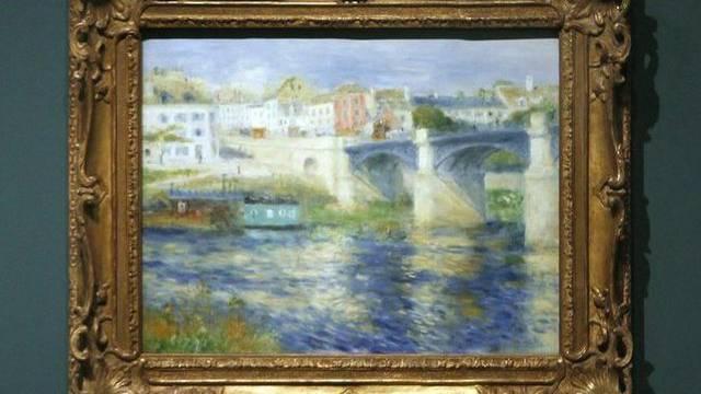 Ein Gemälde von Pierre-Auguste Renoir