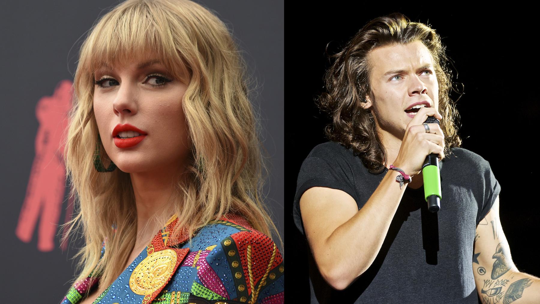 Taylor Swift und Harry Styles
