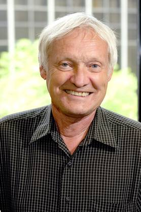 Neben Dubochet wurden auch Joachim Frank (Bild) und Richard Henderson ausgezeichnet.