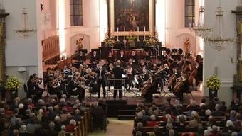 Das Eröffnungskonzert der internationalen Musikwoche in Grenchen