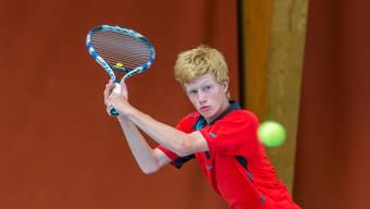 Tennis, Nachwuchs-Titelkämpfe, Aargauerinnen und Aargauer