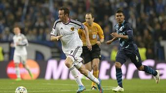 Das CL-Achtelfinal-Rückspiel des FC Basel in Porto