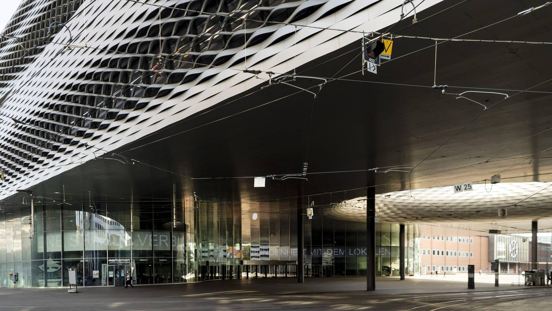 Die MCH Group musste wegen der Pandemie ihre Messen in Basel absagen und will nun verstärkt digitalisieren.