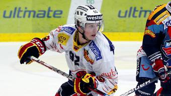 Schnuppert erstmals NHL-Luft: Joel Vermin.