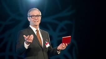 Daniel Küng, CEO der Schweizer Exportförderorganisation (Archiv)