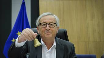 EU-Kommissions-Chef Jean-Claude Juncker hat in seinem Brief an den Bundesrat klare Grenzen ausgesteckt..