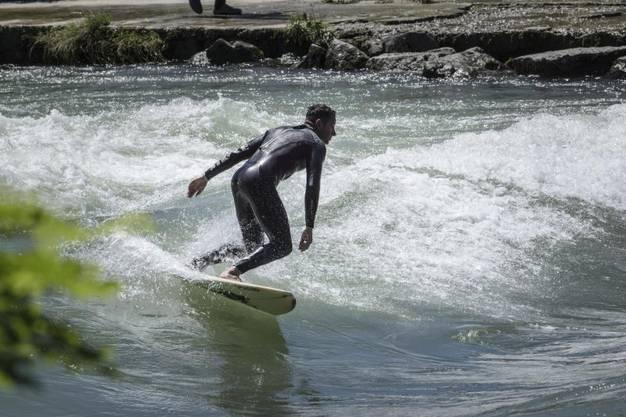 Surfwelle, Bremgarten