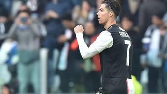 Cristiano Ronaldo trifft erstmals in dieser Saison für Juventus doppelt