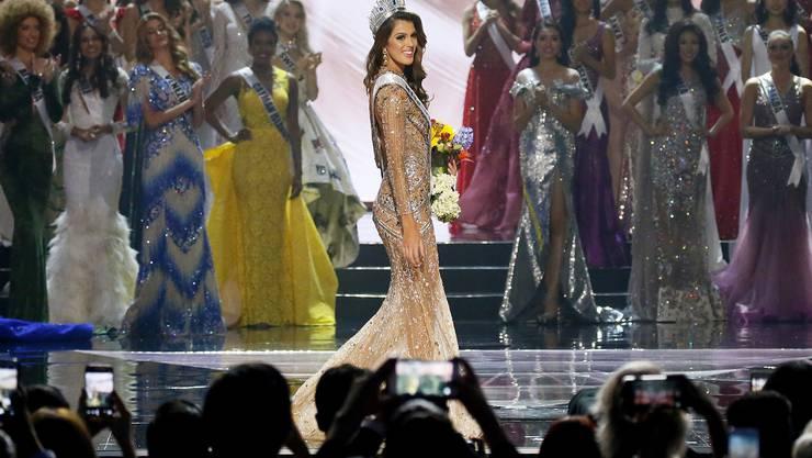 """Die neue """"Miss Universe"""" kommt aus Frankreich."""