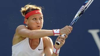 Lucie Safarova hat das Ticket für Singapur auf sicher